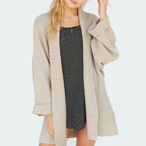 Urban Outfitters Silence + Noise Oversized Cardi